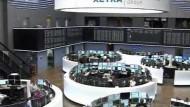 Geplante Fusion beflügelt Deutsche Börse