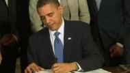 Hackerangriff auf Barack Obama