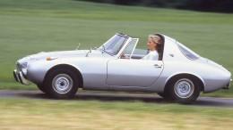 Schon 1977 fuhr der erste Hybrid von Toyota
