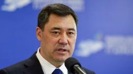 Früherer Regierungschef Kirgistans festgenommen
