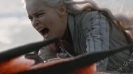 Abgeräumt: Daenerys Targaryen ist jetzt Fernsehgeschichte.