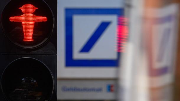 Deutsche Bank treibt Filialabbau voran