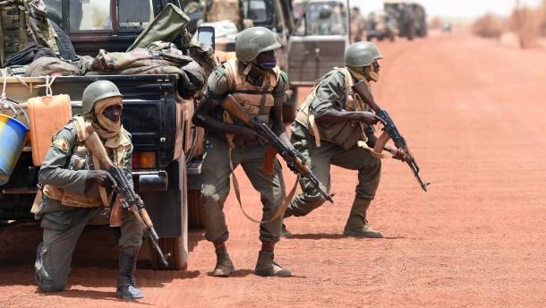 Deutschlands Freiheit wird bald auch in der Sahara verteidigt
