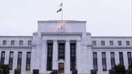 Amerikanische Zinsen auf Rekordtief nahe Null
