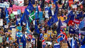 Brexit, Brexit und kein Ende