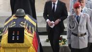 Guttenberg bittet Angehörige um Verzeihung
