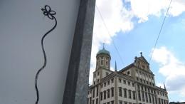 """""""Augsburger Blumenmaler""""  muss ins Gefängnis"""