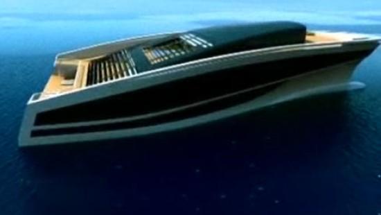 Die Hermès-Yacht