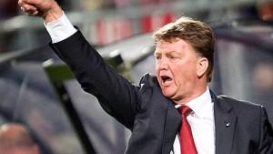 Van Gaal wird neuer Bayern-Trainer