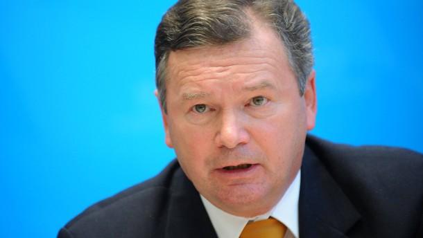 Rücktrittsforderungen gegen CSU-Landrat Kreidl