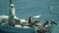 Gewaltsame Befreiung vor somalischer Küste