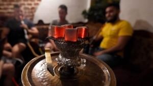 Rauchverbot gilt für Shisha-Bars
