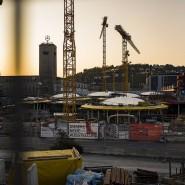 Stuttgart 25: Architekt Ingenhoven ist optimistisch, dass der neue Bahnhof in fünf Jahren komplett betriebsbereit sein wird.