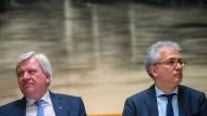 Machtwechsel in Hessen? Das Amt des Ministerpräsidenten könnte für Al-Wazir in greifbarer Nähe sein.