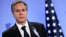 Blinken verteidigt Afghanistan-Pläne gegen Kritik