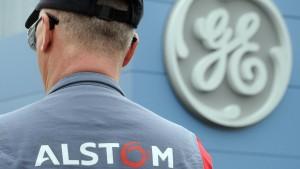 Alstom bevorzugt angeblich Angebot von General Electric