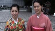 Das Comeback des Kimono