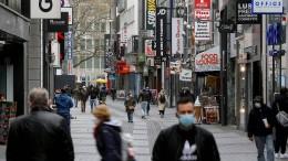 Einzelhandel mit Rekord-Umsatzplus im März