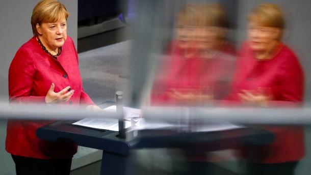 """Merkel: """"Wir befinden uns in dramatischer Lage"""""""