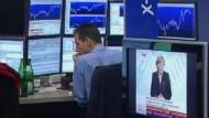 Verhaltener Optimismus an den Börsen