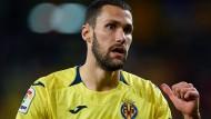 Qualitätssicherung: Alfonso Pedraza wechselt wohl zur Eintracht.