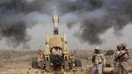 Saudi-Arabien bereit zum Einsatz von Bodentruppen in Syrien
