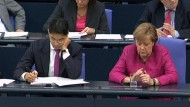 """Merkel nennt Saudi-Arabien """"wichtigen Partner"""""""
