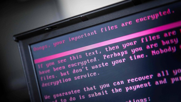 """Was ist """"Ransomware""""?"""
