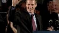 Rückschlag für Obama zum Amtsjubiläum