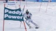 """Der """"Schneeleopard"""" trainiert für Olympia"""