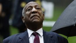Cosby kann frühestens nach drei Jahren entlassen werden