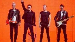 U2 spendet zehn Millionen Euro