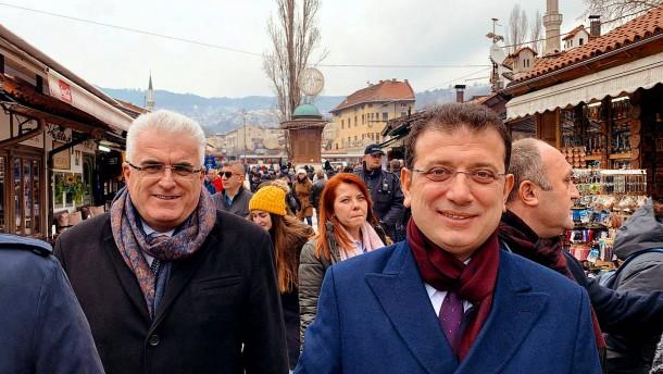 Türkische Opposition unerwünscht