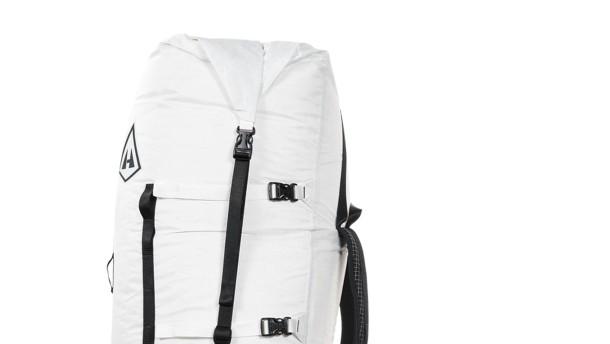 Ein Hightech-Rucksack für abenteuerlustige Minimalisten
