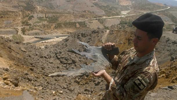 """""""Sehr gefährliche Situation"""" an israelisch-libanesischer Grenze"""