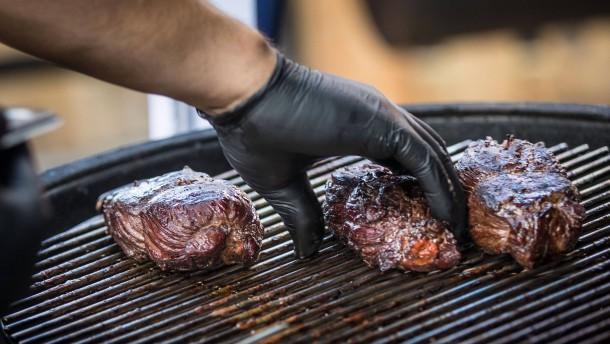 Diebe stehlen teures Edelrindfleisch bei Grillmeisterschaften