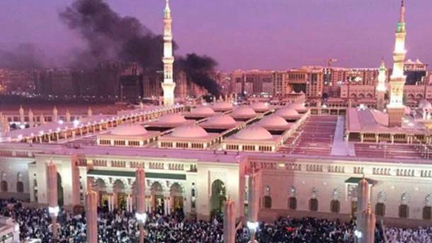 Nicht einmal das Grab des Propheten ist dem IS heilig