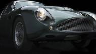 Design- und Handwerkskunst: Aston Martin DB4 GT Zagato, produziert von 1960 bis 1963