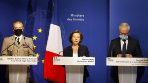 "Macron lobt ""großen Erfolg"" im Kampf gegen Terror"