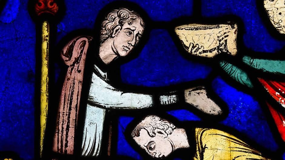 Thomas Becket – Murder and the Making of a Saint zu sehen im Britischen Museum, London bis zum 22. August.