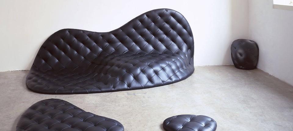 Robert Stadler entwirft außergewöhnliche Möbel