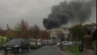Autobombe explodiert auf Universitätsgelände