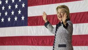 Clinton gewinnt die letzte Vorwahl der Demokraten
