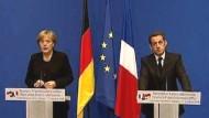 Merkel schnürt Rettungspaket