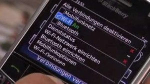 Blackberry schottet E-Mails ab
