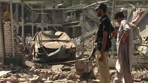 Zwei Deutsche unter den Opfern des Anschlags in Peshawar