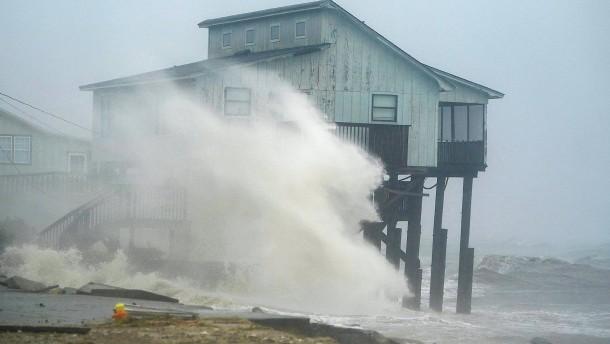 Wirbelstürme richten immer größere Schäden an