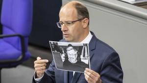 Lübcke-Freund weist Gesprächseinladung der AfD zurück
