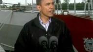 Obama besucht Krisenregion