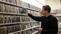 Älteste Videothek der Welt wird zum Museum